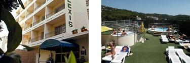 Die Hotels in Lloret de mar - Alexis