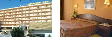 Abireisen nach Lloret - Hotel Casino Royal