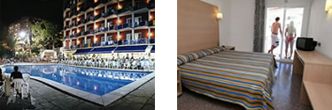 Die Hotels in Lloret de Mar - Bild Royal Star