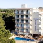 Hotels auf Mallorca - Palma Mazas Außenansicht