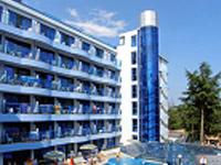 abireisen Hotel Aphrodite am Goldstrand