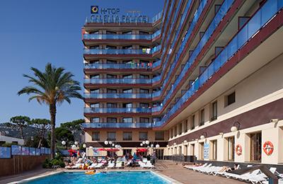 die hotels in calella - H-Top Calella Palace